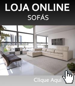 Loja de sofás Online
