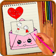 Learn to Draw Love & Hearts icon