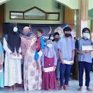Jelang Hari Raya Idul Fitri, Karang Taruna Desa Bobos Tidak Membiarkan Anak Yatim Bersedih Dengan Cara Menyantuninya