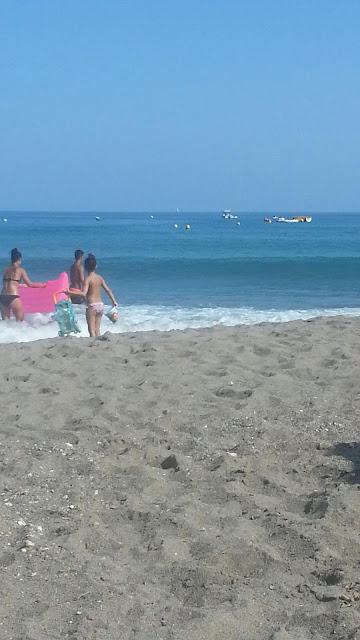 Playa at Torromolinos