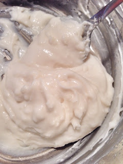 Healthy Honey Frosting