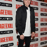 OIC - ENTSIMAGES.COM - Roman Kemp attend the Age of Kill - VIP film Screening inLondon on the 1st April 2015.Photo Mobis Photos/OIC 0203 174 1069
