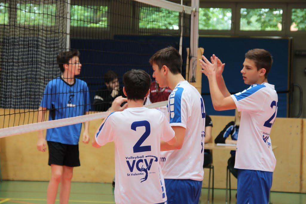U15 Burschen Qualifikation Bundesmeisterschaft