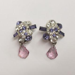 Cecile Jeanne Costume Earrings