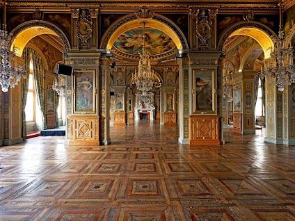 Salon des arts de l 39 hotel de ville de paris avec peinture de glaize et bonnat - Salon des arts creatifs paris ...