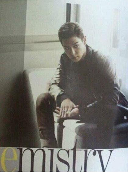T.O.P และ Yoon Eun Hye สุดเร่าร้อนใน W Magazine