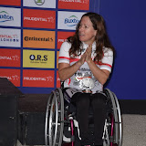 OIC - ENTSIMAGES.COM - Elite Hand Cyclist ladies winner 3rd place Miss Liz McTernan at the Prudential RideLondon Grand Prix 2016    in London  29th July 2016 Photo Mobis Photos/OIC 0203 174 1069