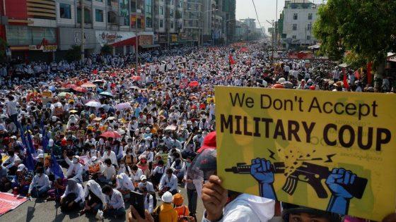 Soal Perwakilan Myanmar, PBB Bimbang Pilih Militer atau Sipil