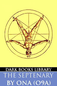 Cover of Order of Nine Angles's Book The Septenary, Crowley, and The Origins of The Order of Nine Angles