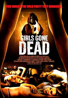 Filme Poster Girls Gone Dead DVDRip XviD & RMVB Legendado