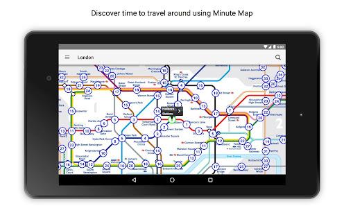 Tube Map London Underground 22
