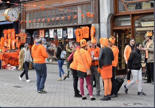 Dia do Rei - Amsterdam 14