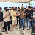 Full Track di The Mayor Fun Offroad, Tim Kura-kura IOF Raih Hadiah Mobil
