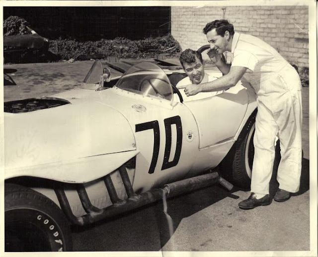 Max Balchowsky The #1 Buick mechanic of all time with Carol Shelby.