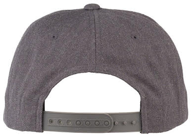 Surly Gray Area Snap Back Hat - Dark Heather Gray, One Size alternate image 1