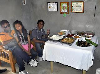 Mark Joseph Quijano's Family (Rodriguez, Rizal) - March 17