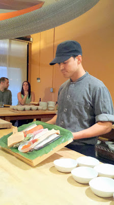 Nodoguro Hardcore Omakase Sushi