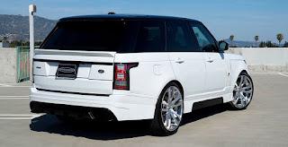 Custom Range Rover Autobiography