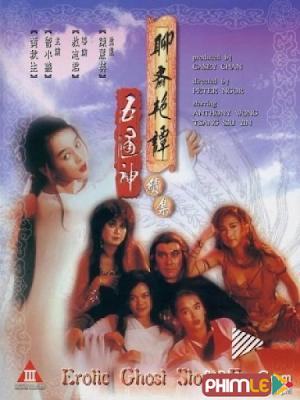 Phim Liêu Trai Chí Dị 2 - Erotic Ghost Story II (1991)