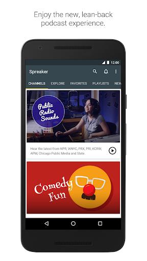 Spreaker Podcast Player - Free Podcasts App Apk 1