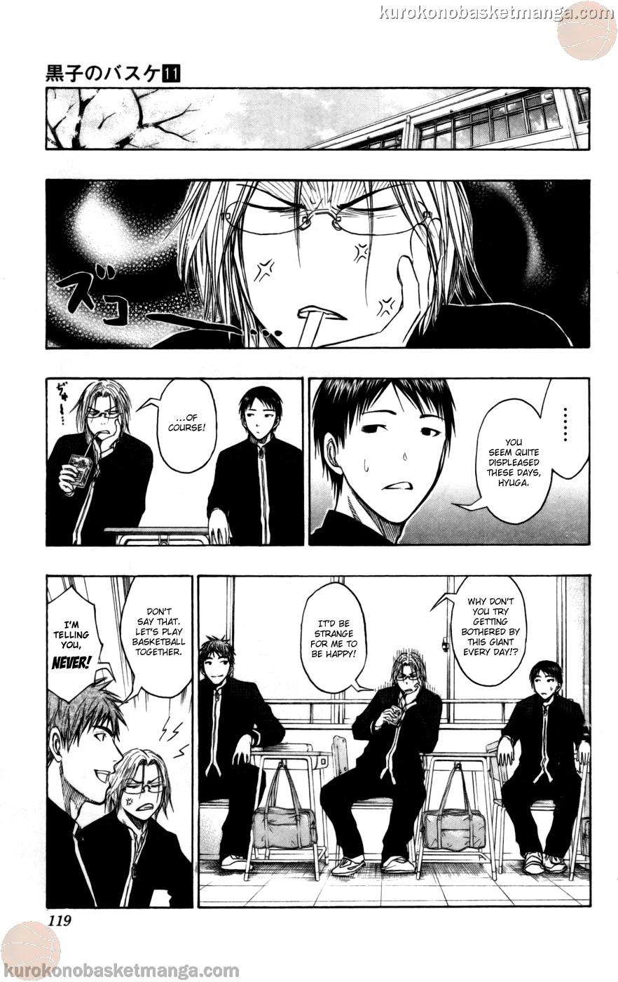 Kuroko no Basket Manga Chapter 95 - Image 15