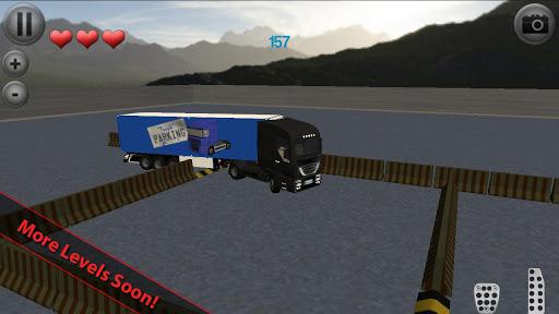 Euro Truck Parking screenshot 21