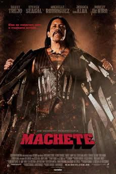 Capa Machete Torrent