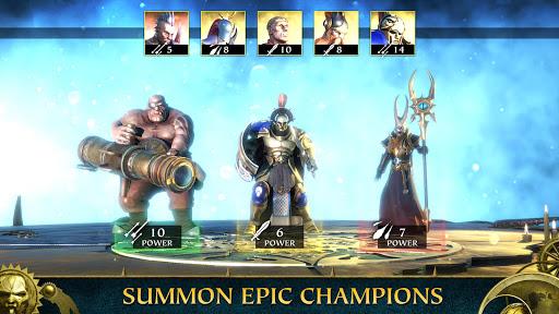 Warhammer Quest: Silver Tower 0.1009 screenshots 2