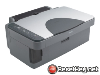 Resetting Epson RX420 printer Waste Ink Counter