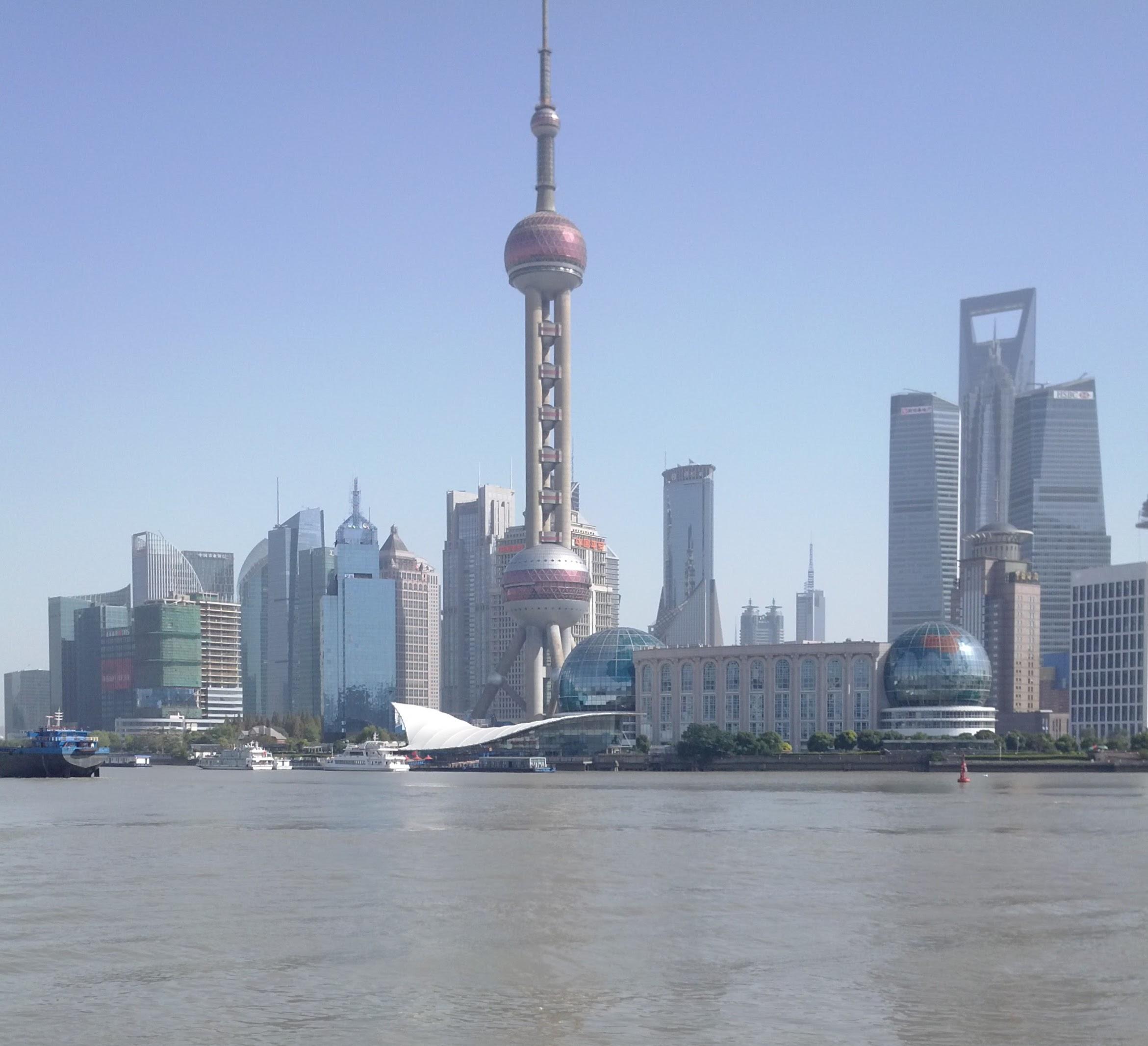 2012年上海外滩