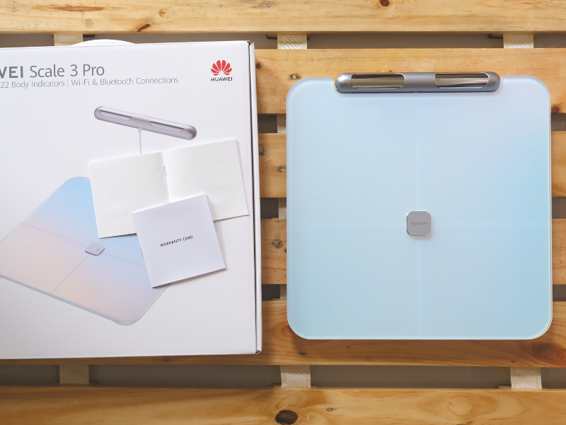 Patty Villegas - The Lifestyle Wanderer - Huawei - Scale 3 Pro - Unboxing