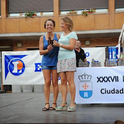 Medio Maratón de Torralba 2014 - Trofeos
