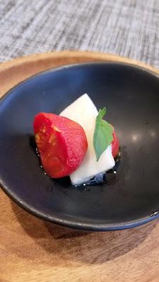 Nodoguro Sousaku Dinner: Trip to Nara, Tomato in Dashi