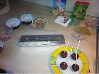Cake Pops Rezept - Huda Al-Jundi - Zubereitung1