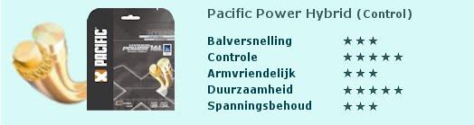Pacific Power Hybrid (Controle en Power)