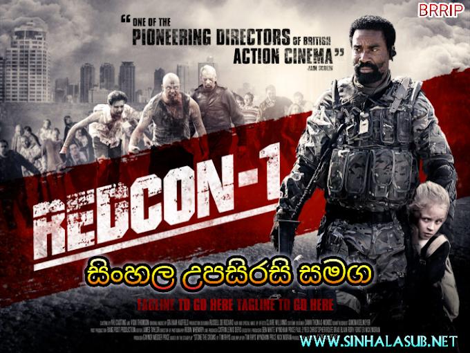 Redcon-1 (2018) Sinhala Subtitled | සිංහල උපසිරසි සමග | භයානක සොම්බි වෛරසයක්