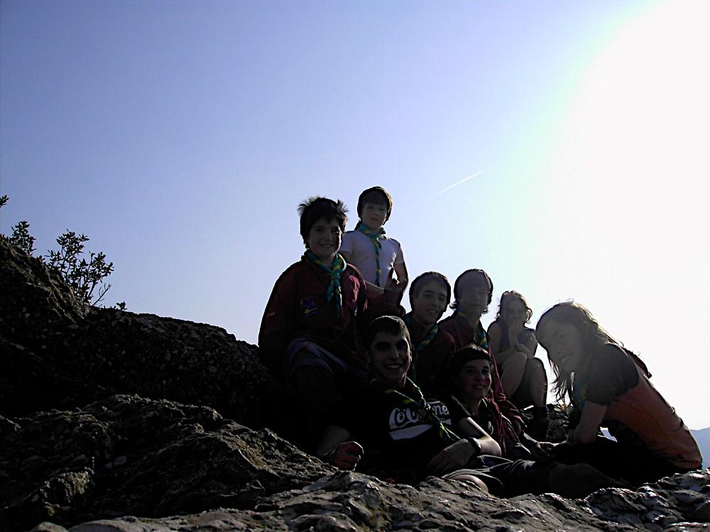 Sortida Sant Salvador de les espasses 2006 - PICT2259.JPG