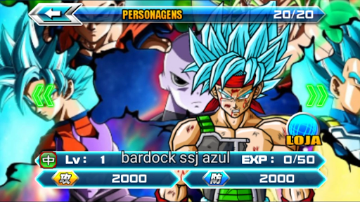 DOWNLOAD!! NEW DRAGON BALL SUPER TAP BATTLE (MOD) PARA CELULARES ANDROID 2019