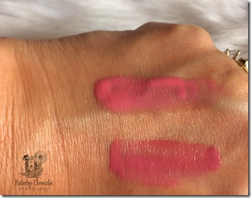Swatches NYX Lippies (Flutterbye Chronicles)