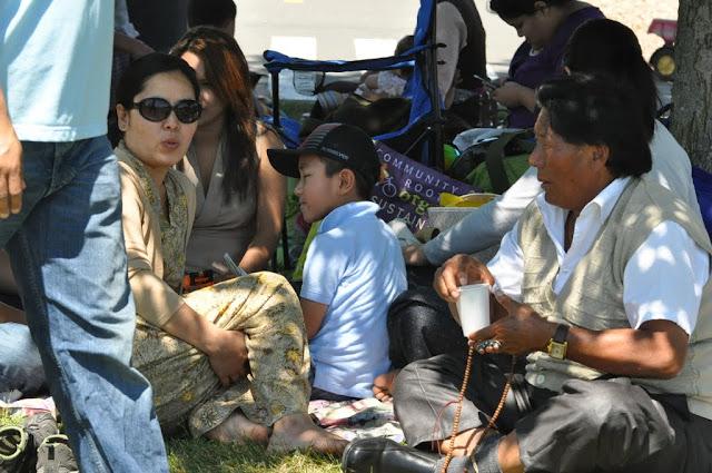 TAW celebrating H.H the Dalai Lama Bday at Magnuson Park 2011 - Trungkar--Magnuson%25252520park%25252520090.JPG