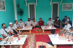 Silaturahmi Satlantas Polres Pasuruan Bersama Wartawan