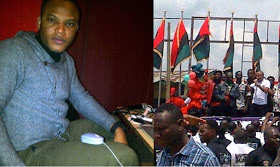 EARTHQUAKE: Aso Rock on fire as Nnamdi Kanu to Storm EU parliament house few hours from now