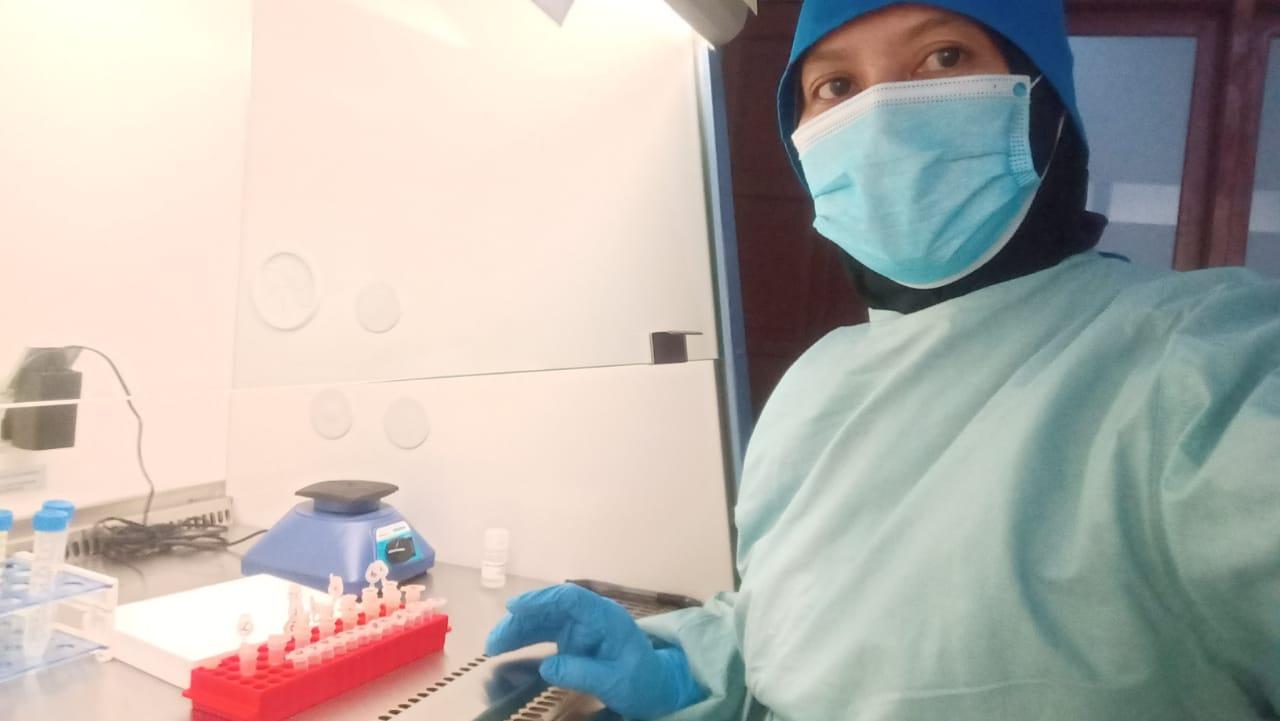 Kantongi Izin, Laboratorium Covid-19 Soppeng Siap Difungsikan