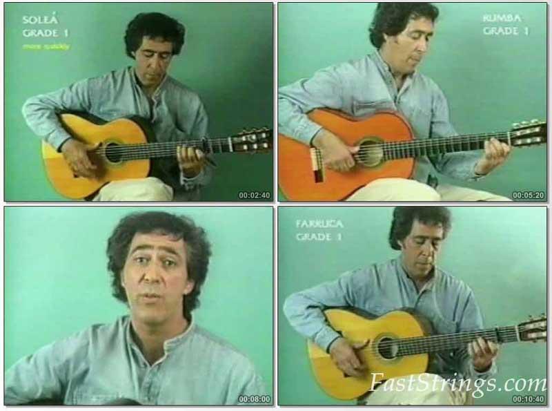 Juan Martin - Solos Flamencos Vol. 1