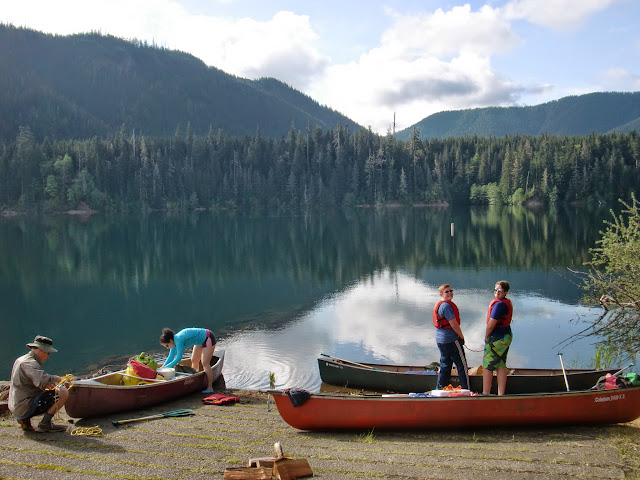May 2014 Wynoochee Lake Camp/Canoe - CIMG5192.JPG