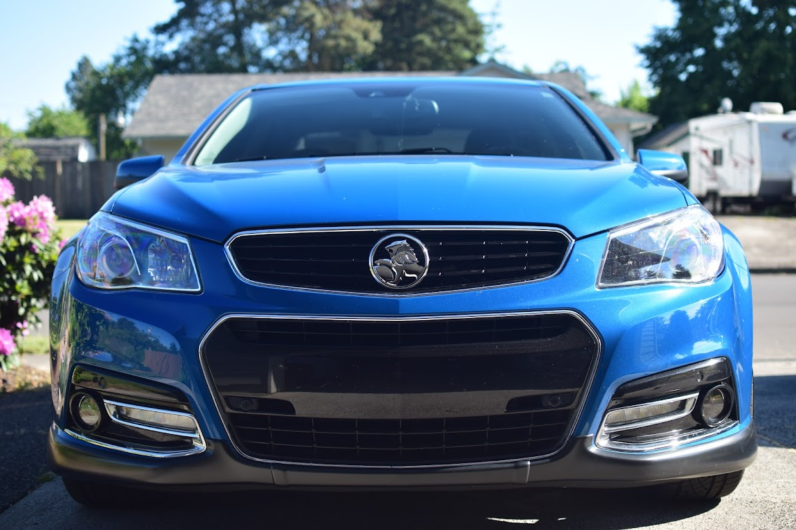 2018 Chevy Ss Sedan >> Badges + Sports Armor Installed - Chevy SS Forum