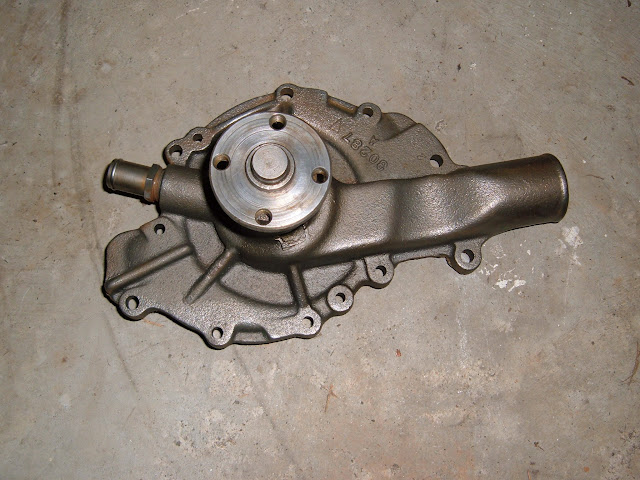 WP-5..1958 rebuilt pump with AC or air suspension, gasket 125.00 exchange
