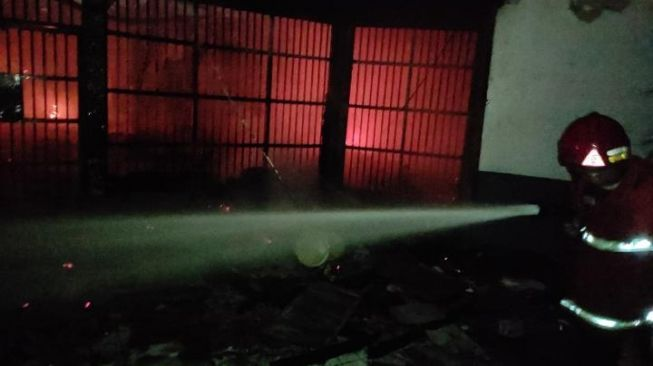 Buntut Kebakaran Lapas Kelas I Tangerang, Komisi III DPR Minta Menkumham Lakukan Ini