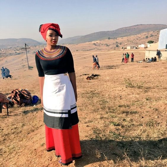 27 Traditional Xhosa Wedding In South African Fashionre