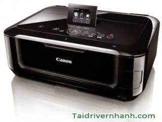 Cách download driver máy in Canon PIXMA MG6240 – chỉ dẫn sửa lỗi không nhận máy in
